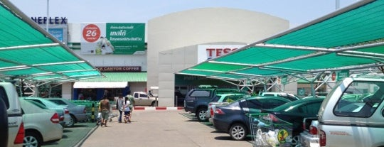 Tesco Lotus is one of Lugares favoritos de Penny_bt90.