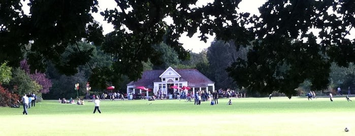 Dulwich Park is one of Best Parks In London.