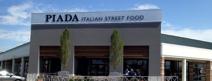 Piada Italian Street Food is one of Posti che sono piaciuti a Eric.
