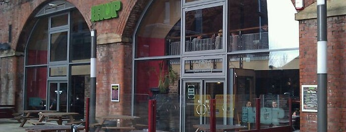 The Hop is one of Leeds Top Bars & Pubs.