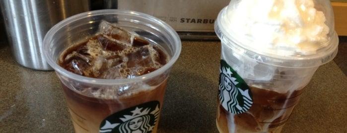 Starbucks is one of Orte, die 💫Coco gefallen.