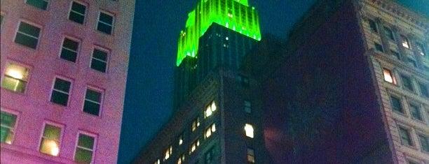 ตึกเอ็มไพร์สเตต is one of NY To Do.