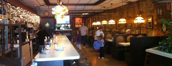 Quinn's Luncheonette is one of Keith's Saved Places.