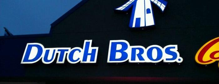 Dutch Bros. Coffee is one of Boise, ID.