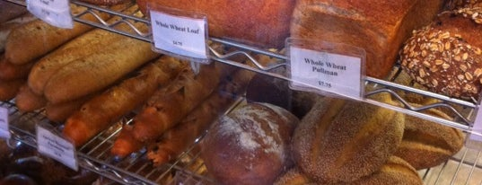 Silver Moon Bakery is one of uws.