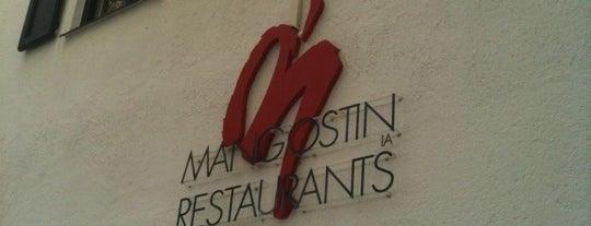 Mangostin Asia is one of Restaurants.