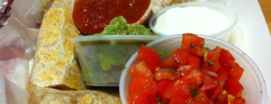 Red Burrito is one of Lieux qui ont plu à John.