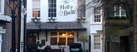 The Holly Bush is one of London's best pubs & bars.