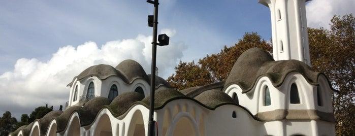 Parc de Sant Jordi is one of Terrassa çılgınlığı.