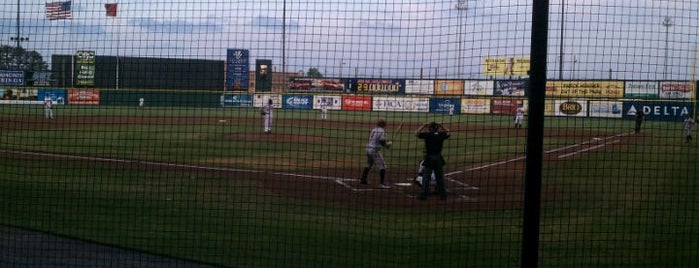 The Diamond is one of Minor League Ballparks.