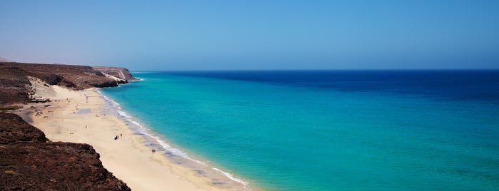 Costa Calma is one of Urlaub mit dem Mietwagen: Fuerteventura.
