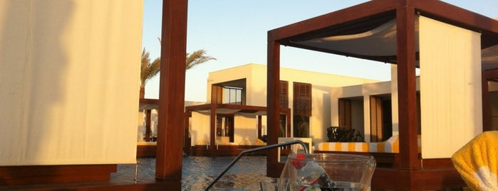 Saadiyat Beach Club is one of Relax in Abu Dhabi.