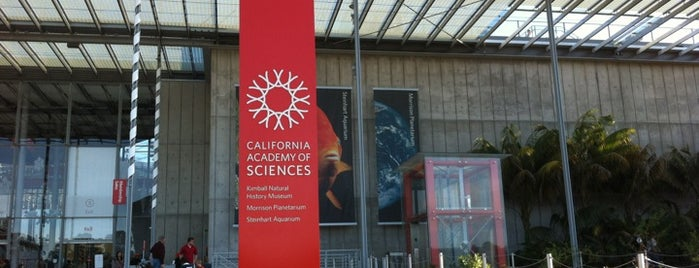 California Academy of Sciences is one of San Francisco.