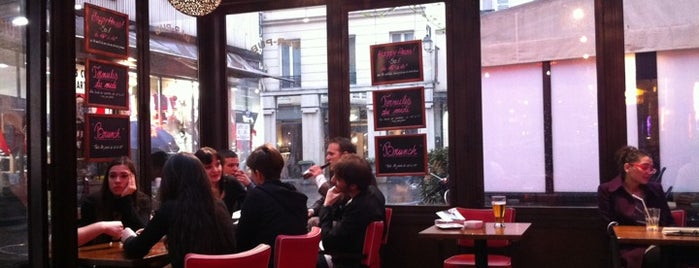 Au Diable des Lombards is one of BEST BURGERS IN PARIS.