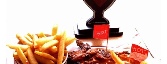 Nando's is one of Nicole 님이 좋아한 장소.