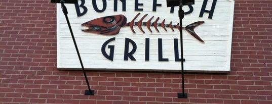 Bonefish Grill is one of Tempat yang Disukai Mark.