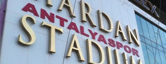 Mardan Spor Kompleksi is one of Orte, die Hüseyin gefallen.