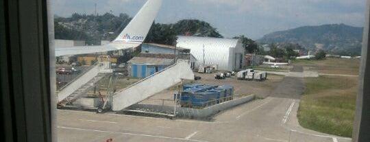Aeropuerto Internacional Toncontin (TGU) is one of Airports - worldwide.