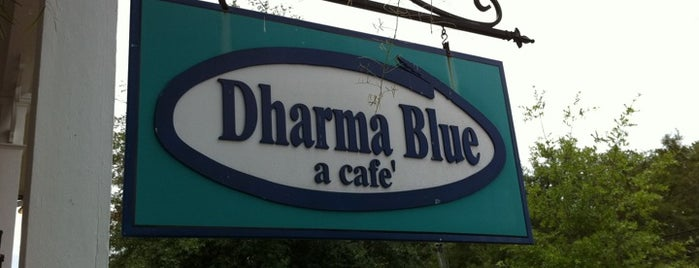 Dharma Blue is one of Lieux qui ont plu à Dickson.