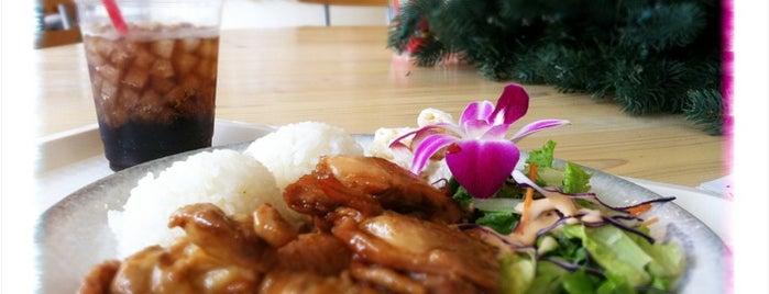 Cafe HuLa Hawaii is one of Stephanie : понравившиеся места.