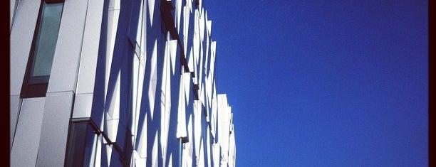 Uppsala Konsert & Kongress is one of Orte, die Hanna Victoria gefallen.