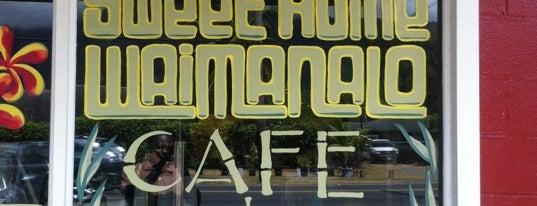 Sweet Home Waimanalo is one of Food Network.