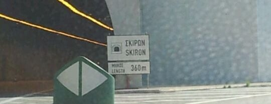 Skiron Tunnel is one of Ifigenia: сохраненные места.