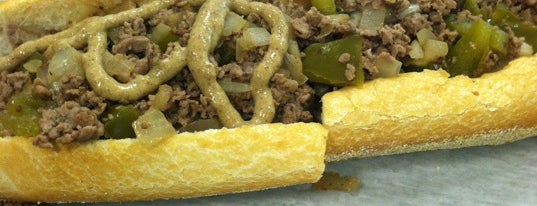 Abner's Cheesesteaks is one of Joe 님이 저장한 장소.
