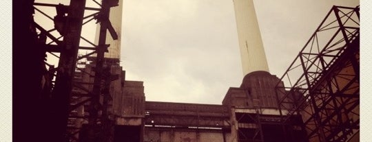 Battersea Power Station is one of Must Visit London.