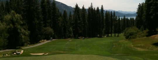 Incline Village Championship Golf Course is one of My BEST of the BEST!.