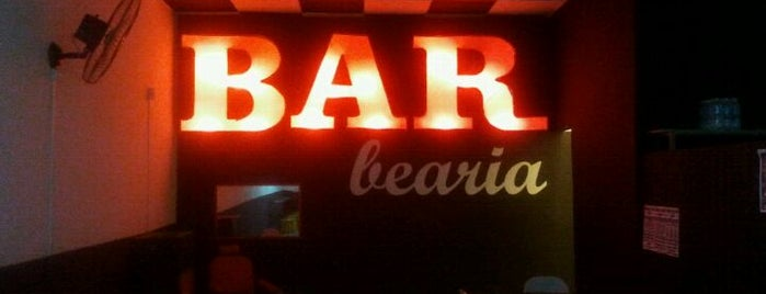 Bar Bearia is one of Lugares favoritos de Paulo H..