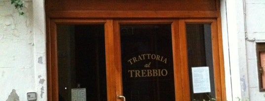 Trattoria al Trebbio is one of Florence 2019.
