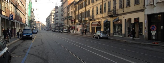 Corso Vercelli is one of Milano.