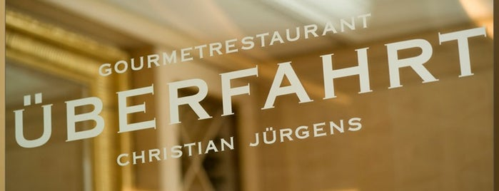Restaurant Überfahrt is one of Lieux qui ont plu à Lamia.