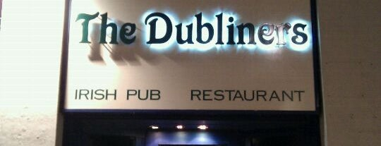 The Dubliners is one of Bars et restos sympa.