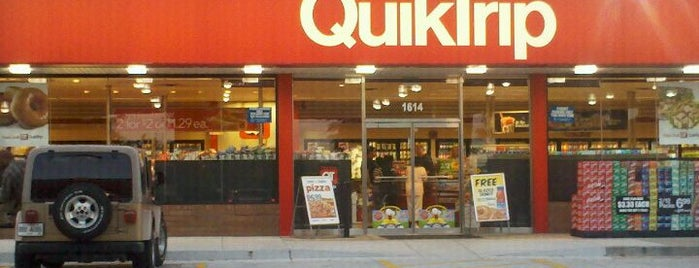 QuikTrip is one of Lieux qui ont plu à Alda.