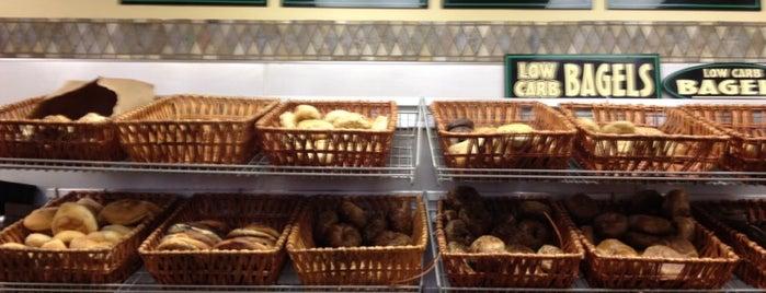 Bellmore Bagel Cafe is one of Greg : понравившиеся места.