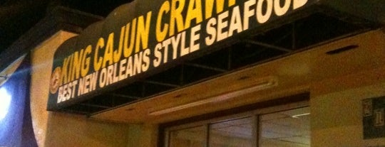 King Cajun Crawfish is one of Dining in Orlando, FL part 2.
