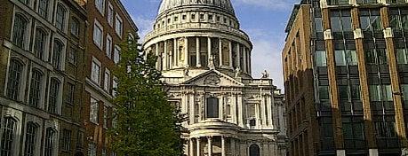 มหาวิหารเซนต์พอล is one of London City Guide.