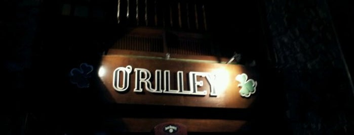 O'Rilley Irish Pub is one of Posti salvati di Cristiane.