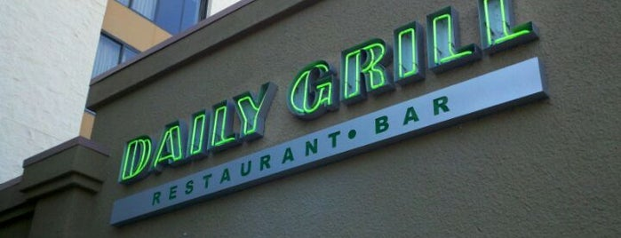 Daily Grill - Burbank Marriott Hotel is one of Edwardさんのお気に入りスポット.