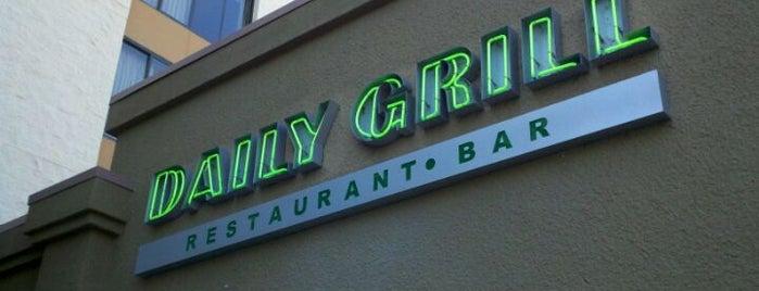Daily Grill - Burbank Marriott Hotel is one of Edward : понравившиеся места.
