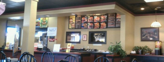Back Yard Burgers is one of Joshua: сохраненные места.