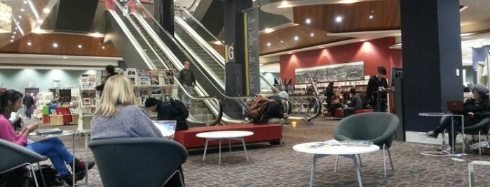 Auckland Central City Library is one of Posti che sono piaciuti a Jorge.