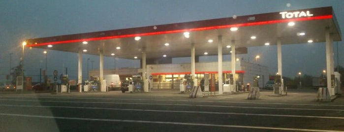 Total Bettincourt-Nord is one of My favorites for Gas Stations or Garages.