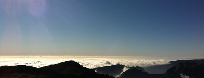 Pico do Arieiro is one of Madeira.