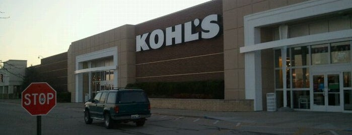Kohl's is one of Lugares favoritos de Martin.