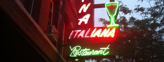 Cantina Italiana is one of Kevin 님이 저장한 장소.