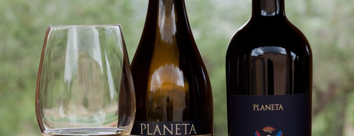 Osteria Al Duca is one of Planeta's wines in the world.