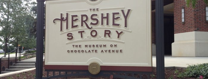 The Hershey Story | Museum on Chocolate Avenue is one of Museums.